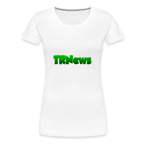 TR News - Women's Premium T-Shirt
