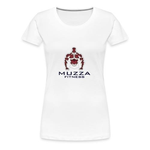 Muzza Fitness - Women's Premium T-Shirt