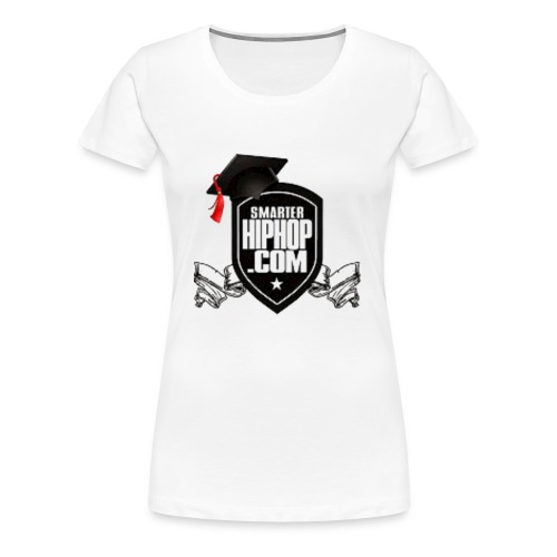 Official Smarterhiphop Merch - Women's Premium T-Shirt