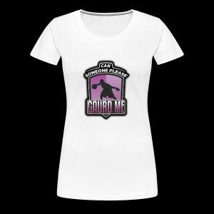 GUARD ME SHIRT LOGO - Women's Premium T-Shirt