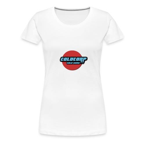 Lightning Cold Gang Emblem - Women's Premium T-Shirt