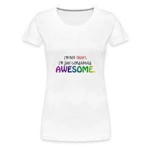 condensed - Women's Premium T-Shirt