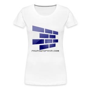 logo 1861971 print 2 - Women's Premium T-Shirt