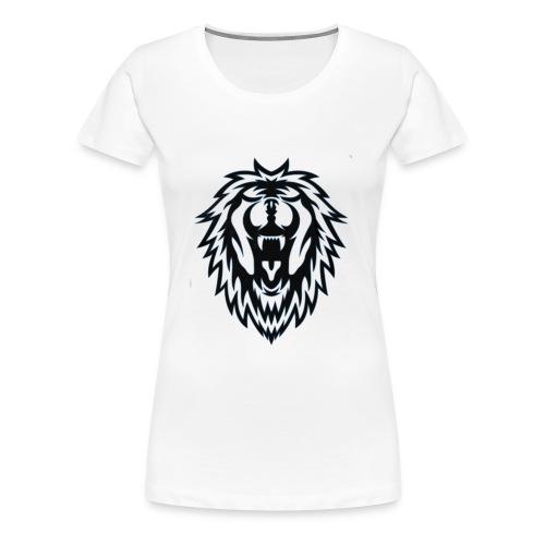 Tiger tshirt for men and women - Women's Premium T-Shirt