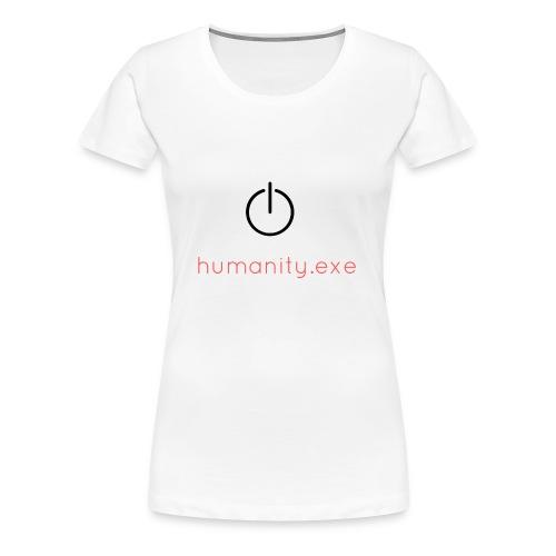 Imperfect Humanity - Women's Premium T-Shirt