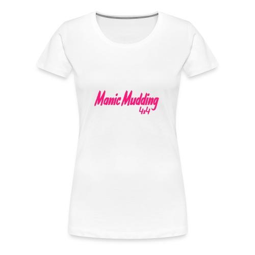 manic pink - Women's Premium T-Shirt