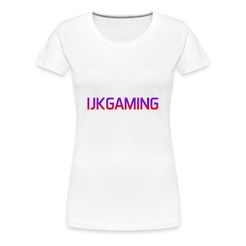 JK - Women's Premium T-Shirt