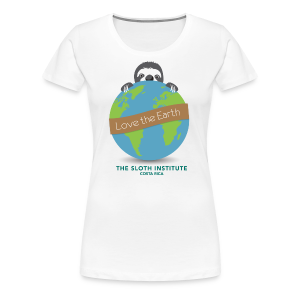 TSI's Love the Earth merchandise! - Women's Premium T-Shirt