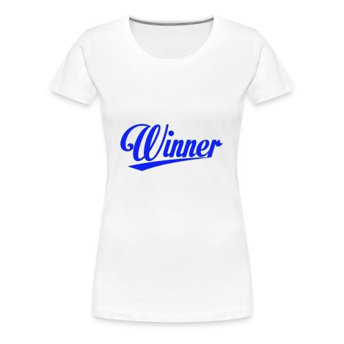im a Winner - Women's Premium T-Shirt
