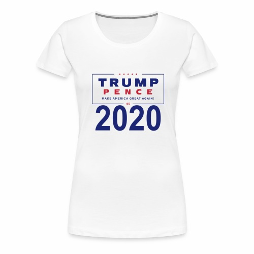 Trump 2020 - Women's Premium T-Shirt