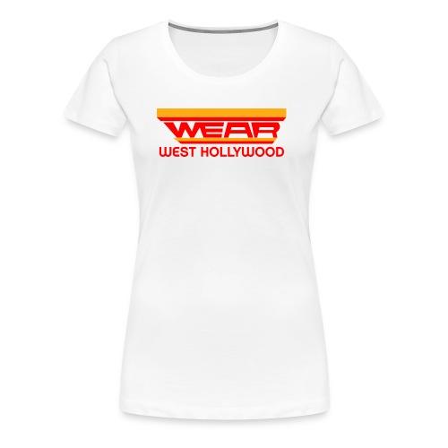 wear - Women's Premium T-Shirt