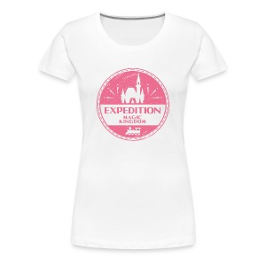 Expedition Magic Kingdom - Women's Premium T-Shirt