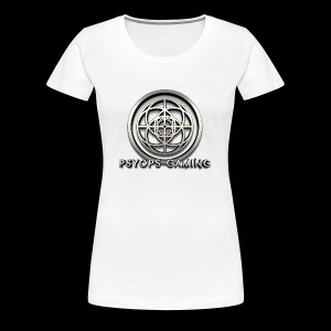Psyops Gaming Logo - Women's Premium T-Shirt