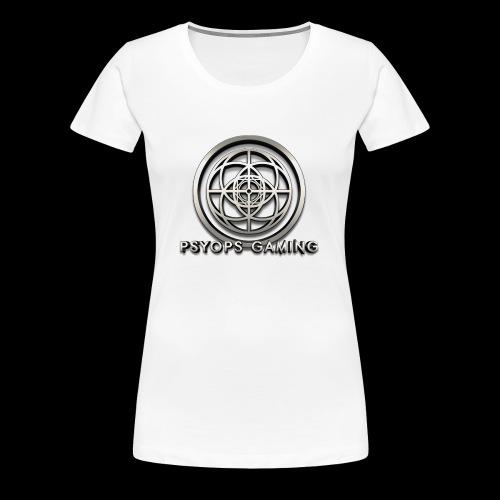 Psyops Gaming Logo - Women's Premium T-Shirt