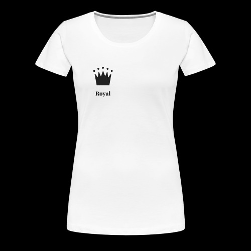 logo preview 93ad56b0 1794 4c34 ac9a ee381433f1df - Women's Premium T-Shirt