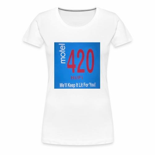 CANNABIS LOVERS! - Women's Premium T-Shirt