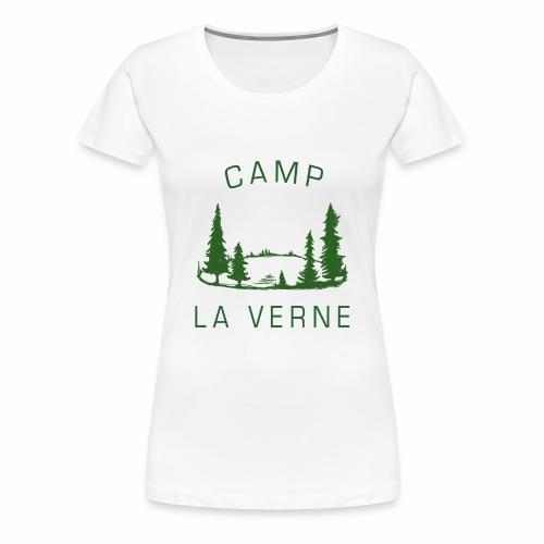Camp La Verne - Women's Premium T-Shirt