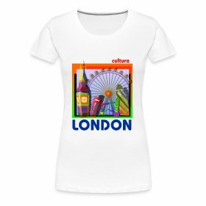 london tshirt - Women's Premium T-Shirt