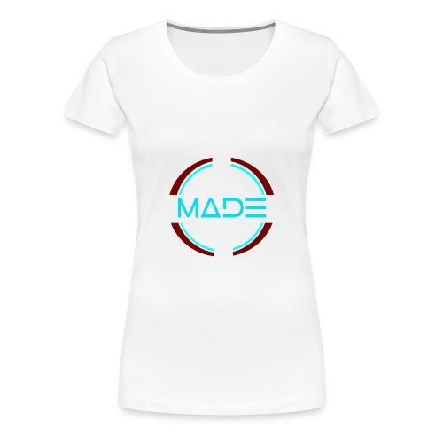 MADE - Women's Premium T-Shirt