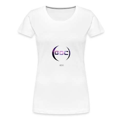 GDC Productions - Women's Premium T-Shirt