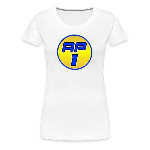 AP1 Logo! - Women's Premium T-Shirt