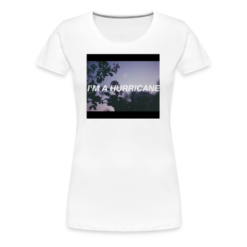 Halsey hurricane products - Women's Premium T-Shirt