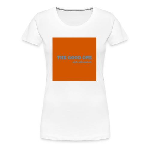 Normal Logo - Women's Premium T-Shirt