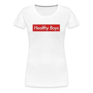 Hypebeast Boys - Women's Premium T-Shirt