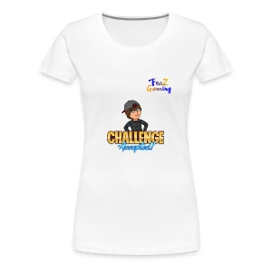 FrazGaming - Women's Premium T-Shirt