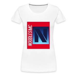 Retro Noodles - Women's Premium T-Shirt