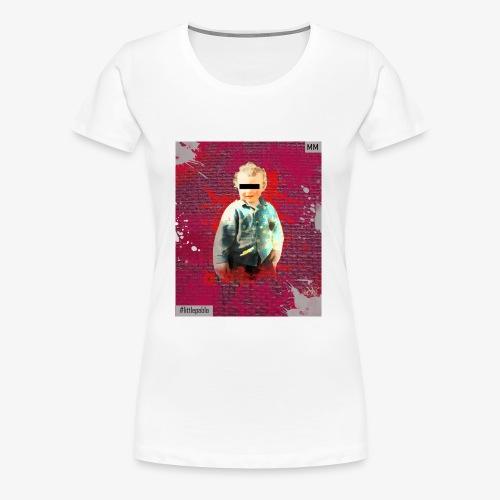 Little Pablo for grey shirts - Women's Premium T-Shirt