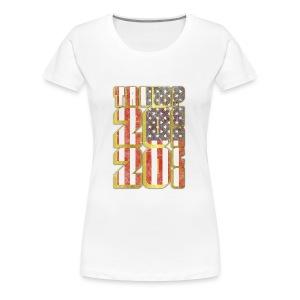 TRUMP PENCE 2020 - Women's Premium T-Shirt