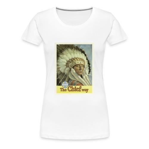 Vintage Travel Poster Santa Fe New Mexico USA - Women's Premium T-Shirt