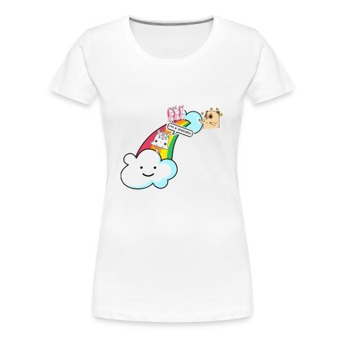 Unicorn Birthday, Unicorn Gift, Birthday Outfit - Women's Premium T-Shirt