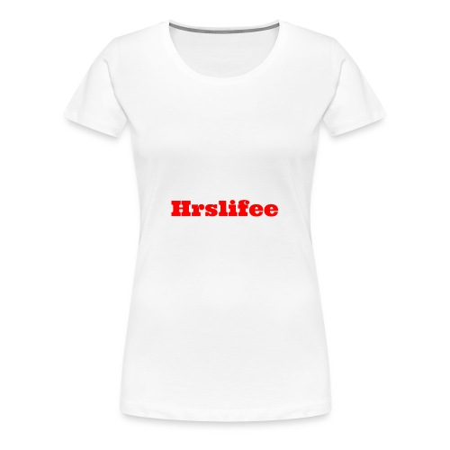 You-tube logo - Women's Premium T-Shirt