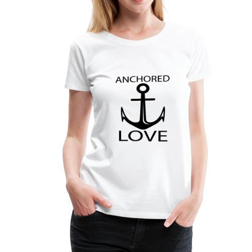 TSHIRTFINDERS -T-SHIRT ANCHOR LOVE - Women's Premium T-Shirt