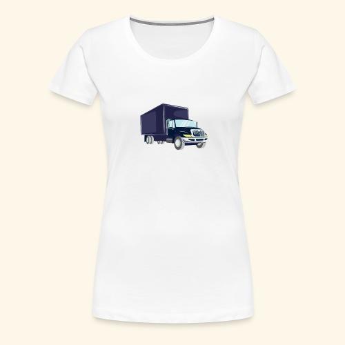 Truck Driver T Shirt Delivery - Women's Premium T-Shirt