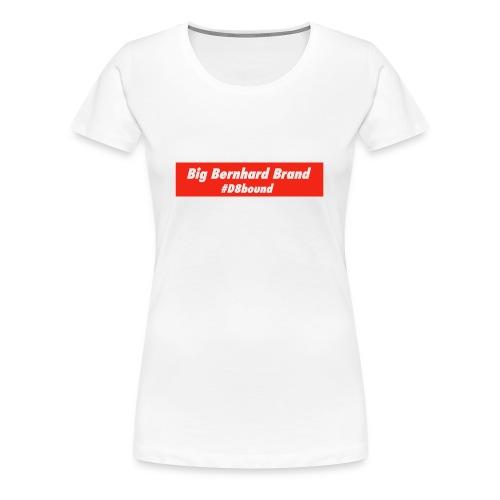 Big Bernhard Brand - Women's Premium T-Shirt
