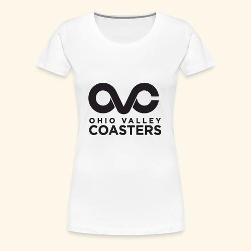 OVC Basic Logo - Women's Premium T-Shirt