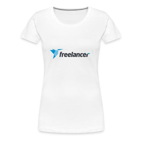 Freelancer.com - Women's Premium T-Shirt
