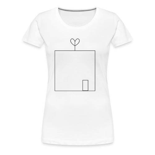 dementandcompany logo - Women's Premium T-Shirt