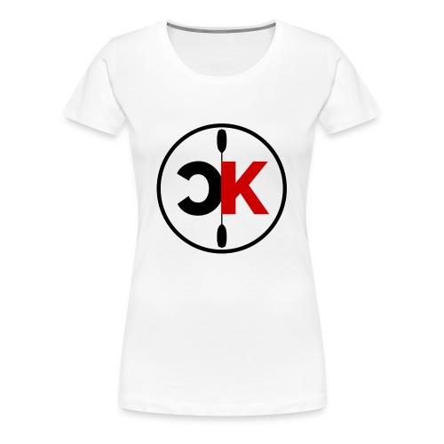 Canoe & Kayak - Women's Premium T-Shirt