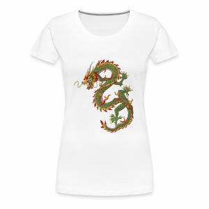 DRRAGON - Women's Premium T-Shirt