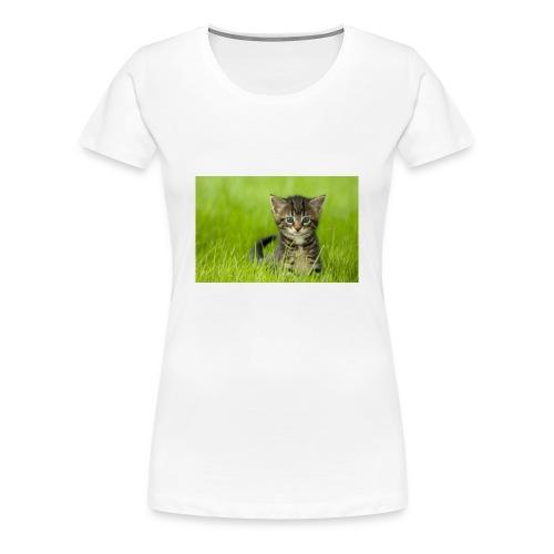 chat - T-shirt premium pour femmes