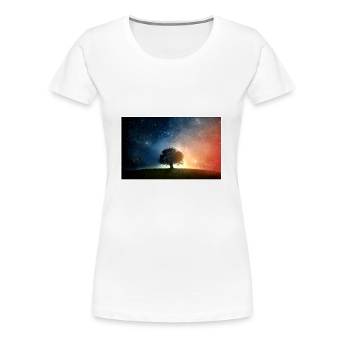 Night Star - Women's Premium T-Shirt