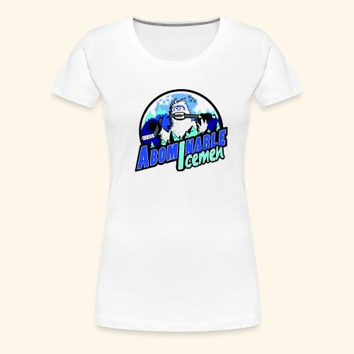 Abominable Icemen - Women's Premium T-Shirt
