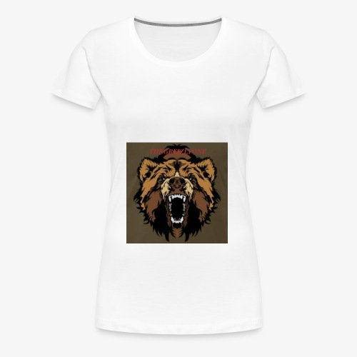TheGrizzlyOne's Merch - Women's Premium T-Shirt