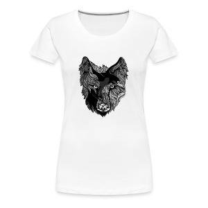 Odin-Born - Women's Premium T-Shirt