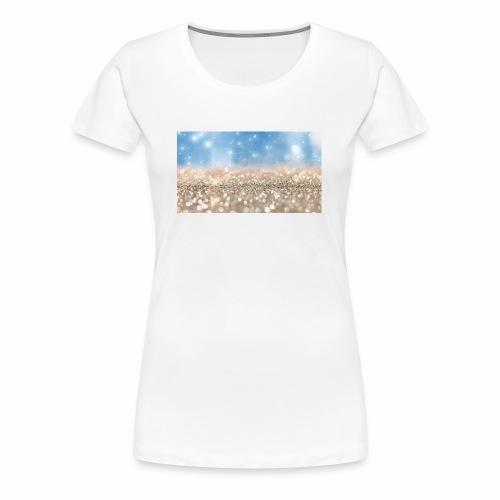 Beauty By Bridget - Women's Premium T-Shirt