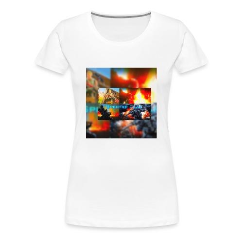 41AE4F02 E727 4E11 AE6E D32163F48E4C - Women's Premium T-Shirt